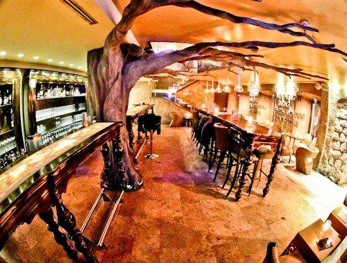 Astoria Boutique Hotel, Kotor Montenegro - on site bar and restaurant