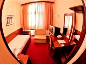 Hotel Central Osijek, Croatia - guest room