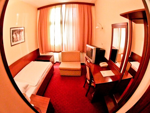 Hotel Central Osijek, Croatia - guest room