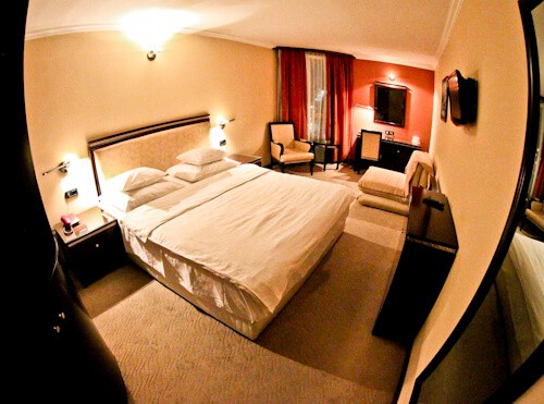 Hotel Bosna, Banja Luka, Bosnia and Herzegovina, guest room