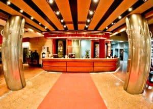 Hotel Bosna, Banja Luka, Bosnia and Herzegovina, check in