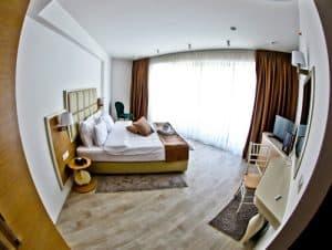 Hotel Kadmo, Budva, Montenegro, guest room