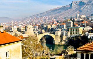 Hotel Kapetanovina Mostar, location