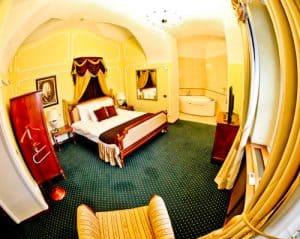 Hotel Leopold I, Novi Sad, suite room