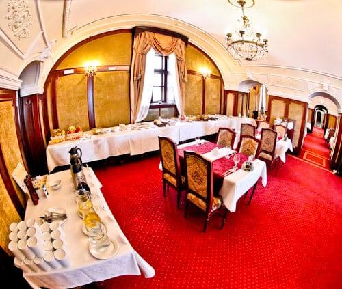 Hotel Leopold I, Novi Sad, complimentary breakfast buffet