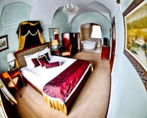 Hotel Leopold I, Novi Sad, suite room