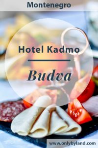 Where to stay in Budva, Montenegro? Hotel Kadmo is located within walking distance of the beaches and the old town. You have the advantage of being in a peaceful neighbourhood but being able to walk to the action of the city.