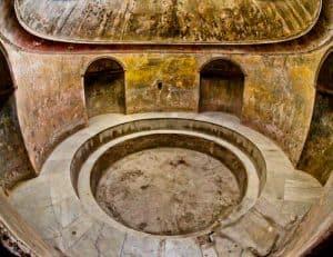 Forum Roman Baths, Pompeii