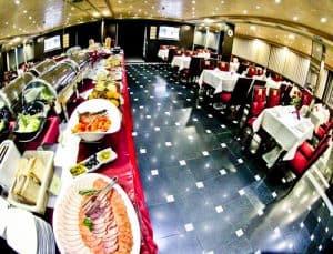 Hotel Prezident Novi Sad, Travel Blogger Review - complimentary breakfast buffet