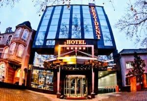 Hotel Prezident Novi Sad, Travel Blogger Review - business hotel in Novi Sad