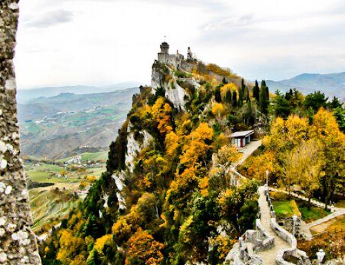 San Marino to Venice