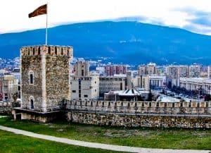 Hotel Elsa Skopje, Macedonia, Travel Blogger Review - Location near Fortress