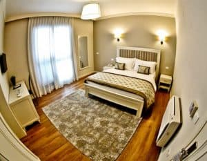 Hotel Amfiteatri Boutique Hotel Durres, Albania - guest bedroom