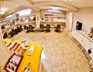 Hotel Amfiteatri Boutique Hotel Durres, Albania - complimentary breakfast buffet