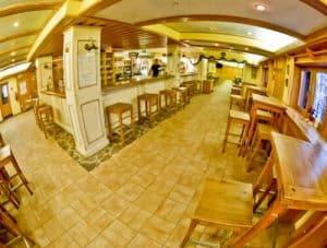 Hotel Krvavec, Ski Resort, Slovenia - Travel Blogger Review - restaurant and bar