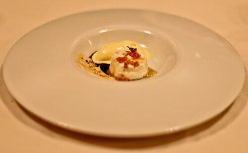JB Restaurant Ljubljana, Slovenia - Travel Blogger Review. Dessert JB