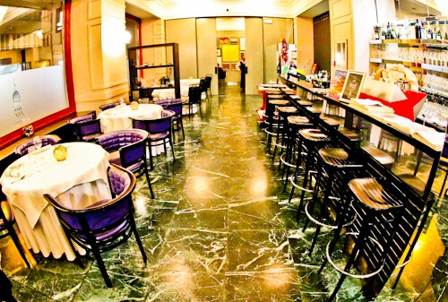 JB Restaurant Ljubljana, Slovenia - Travel Blogger Review. - interior
