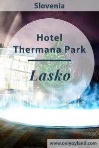 Hotel Thermana Park is located in Lasko, the spa region of Slovenia. You'll find thermal pools, wellness spa and massage, sauna, rehabilitation center with onsite doctor. There's even an option to eat an ayurvedic diet.