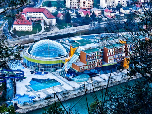 Hotel Thermana Park Lasko, Slovenia Spa Region - location