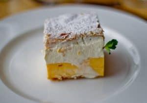 Bled Cream Cake