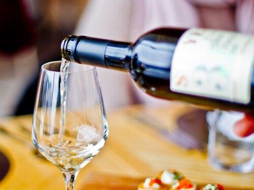 Best Slovenian Wine, Bled Castle Restaurant