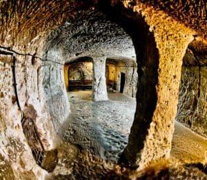 Divan Cave House - Cappadocia Hotels - Cappadocia Underground City