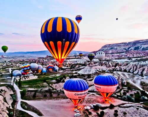 Divan Cave House - Cappadocia Hotels - Cappadocia Hot Air Balloon