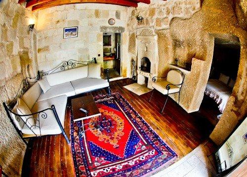 Divan Cave House - Cappadocia Hotels - cave suite