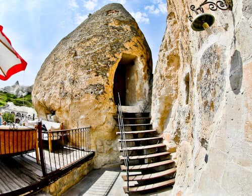 Divan Cave House - Cappadocia Hotels - Chimney hotel
