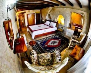 Divan Cave House - Cappadocia Hotels - cave room