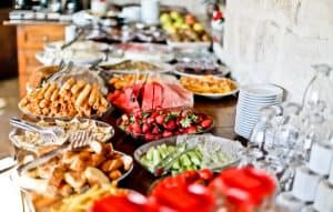 Divan Cave House - Cappadocia Hotels - complimentary buffet breakfast