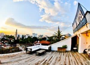 Patron Boutique Hotel - Antalya Turkey Hotels - location