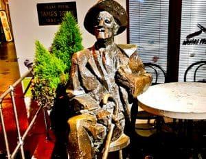 James Joyce in Pula