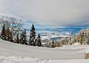 Biggest Ski Resort Slovenia