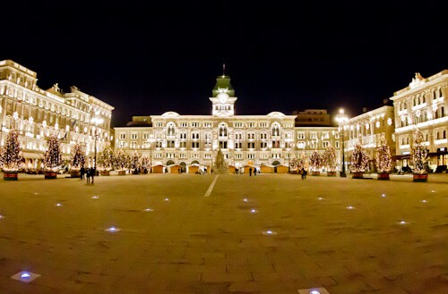 Things to do in Trieste Italy - Piazza Unita d'Italia