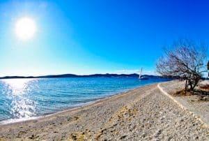 Zadar Croatia - Zadar Beach