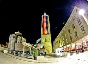 Zadar Croatia - Zadar Cathedral Bell Tower