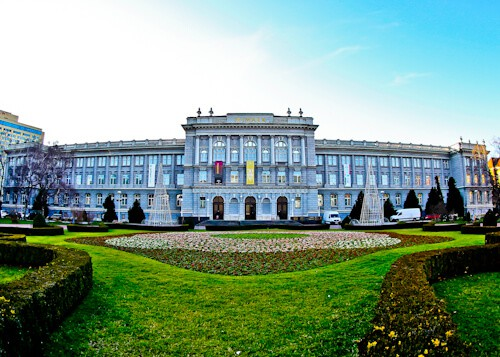 Mimara Museum, Zagreb Croatia