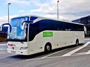 Zagreb Croatia to Zadar bus Flixbus