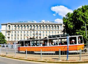Sofia Balkan Hotel - Bulgaria - Location