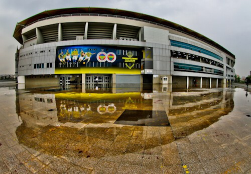 Fenerbahce - matchday experience - Sukru Saracoglu Stadium - Istanbul location