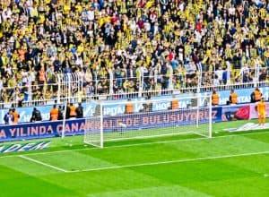 Fenerbahce - matchday experience - Sukru Saracoglu Stadium - Istanbul - Fenerbahce Galatasaray (Fb Gs)