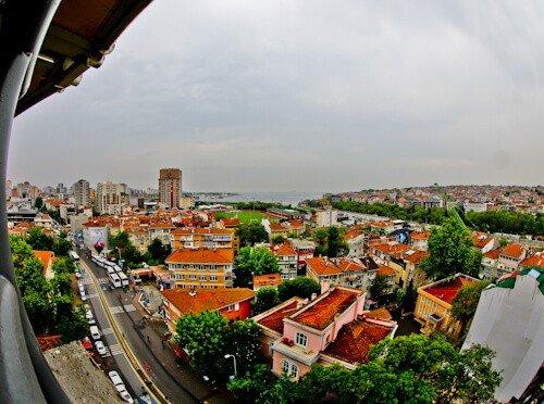 Fenerbahce - matchday experience - Sukru Saracoglu Stadium - Istanbul - A stadium with a view
