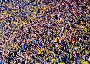 Fenerbahce - matchday experience - Sukru Saracoglu Stadium - Istanbul