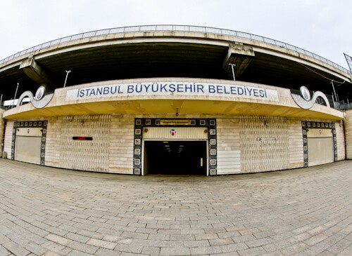 Galatasaray - Stadium Tour - Turk Telekom Stadium - how to get to galatasaray stadium