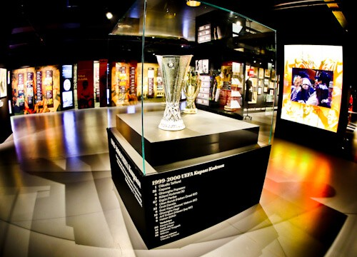 Galatasaray - Stadium Tour - Turk Telekom Stadium - museum