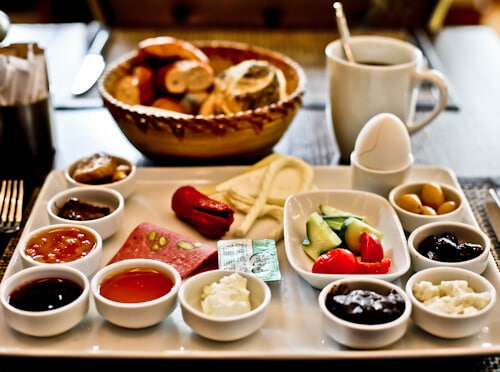 Istanbul Hotels - Hotel Momento Golden Horn - complimentary breakfast