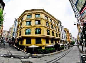 Istanbul Hotel - Hotel Momento Beyazit - location