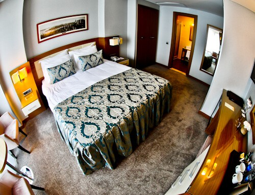 Istanbul Hotel - Hotel Momento Beyazit - guest double room