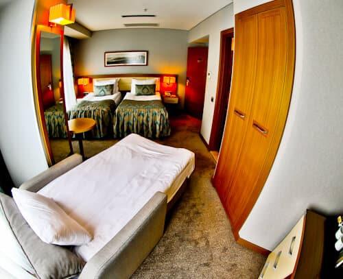 Istanbul Hotel - Hotel Momento Beyazit - triple room